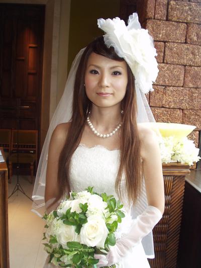 画像  みんなのダウンスタイル/先輩花嫁・モデルのダウンヘア&ハーフアップまとめ【ウェディングドレス編】 , NAVER まとめ